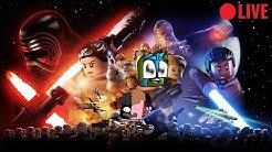 Das ABENTEUER GEHT WEITER! //LEGO Star Wars: Das Erwachen der Macht Stream [Deutsch | HD]