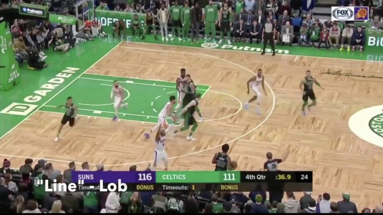 Celtics Game Winning SLOB