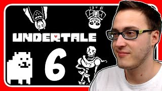 Livestream! Undertale [Nintendo Switch / Blind / German / 100%] (Stream 6)