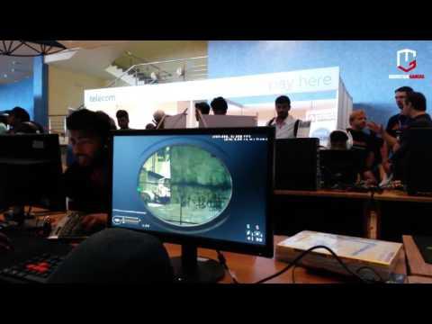 INFOTECH 2016 LAN GAMING MAURITIUS