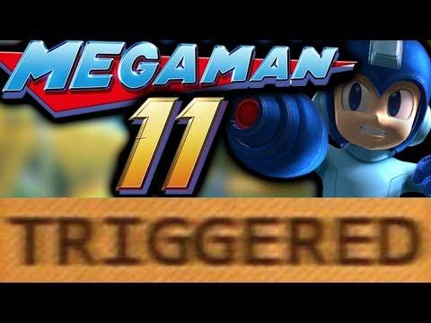 How Mega Man 11 TRIGGERS You!