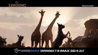 Disney's The Lion King IMAX 30s TV Spot