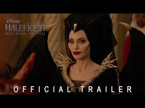 disney's-maleficent:-mistress-of-evil-|-official-trailer