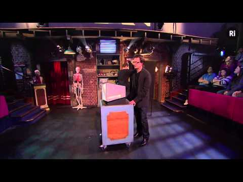 Christmas Lectures 2011: Shrinking And Growing; The Ames Room