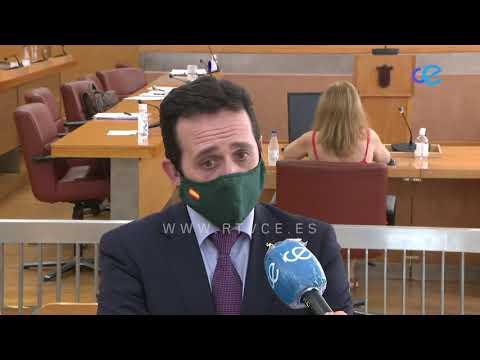 """Redondo dice que la moción de censura de Vox es de """"concienciación contra un Gobierno que nos lleva al desastre y ruina"""""""