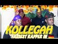 | Fastest German Rapper | Kollegah - Mondfinsternis - REACTION
