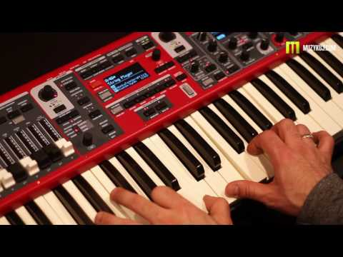 Nord Stage 3 Synth Presets Super Wave