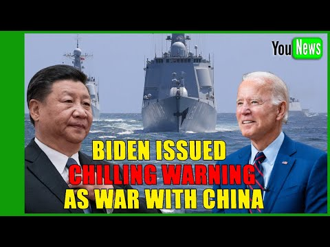 South China Sea: Biden issued chilling warning as war with Beijing 'more likely than ever'