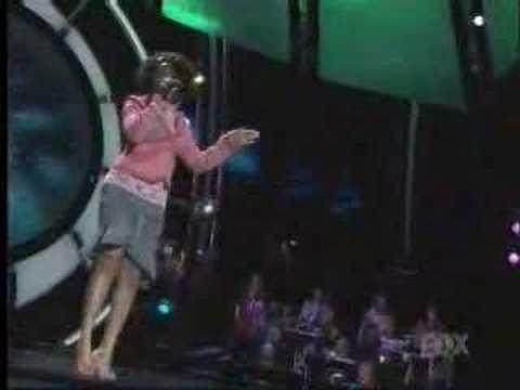 American Idol 5  Paris Bennett  All I Do