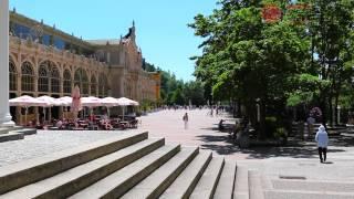 Курсы чешского языка в Подебрадах 2011 (видео)