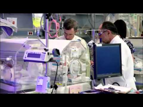 Neonatal Intensive Care Unit (NICU) at Saint Peter's University Hospital - NJ