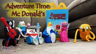 Adventure Time (Hora de Aventura) - McDonald's 2015