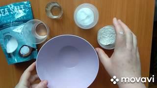 як зробити кулон з солоного тіста