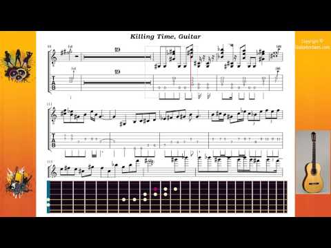 Killing Time - Metallica - Guitar