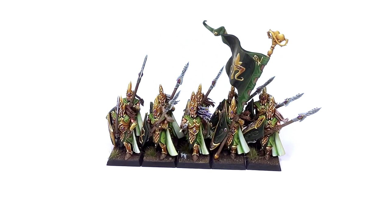How To Paint Wood Warhammer