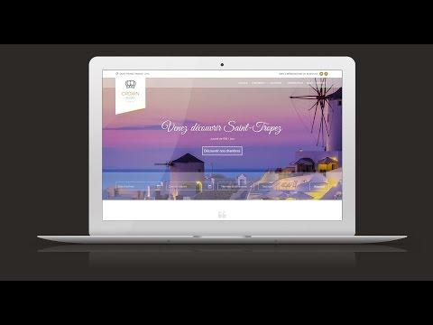 Crown Resort - Maquette