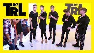 Fans Guess the Boy Band w/ Why Don't We | Weekdays at 3:30pm | #TRL