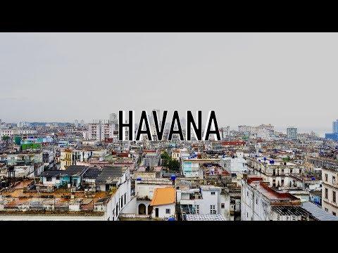 HAVANA, CUBA 4K travel vlog