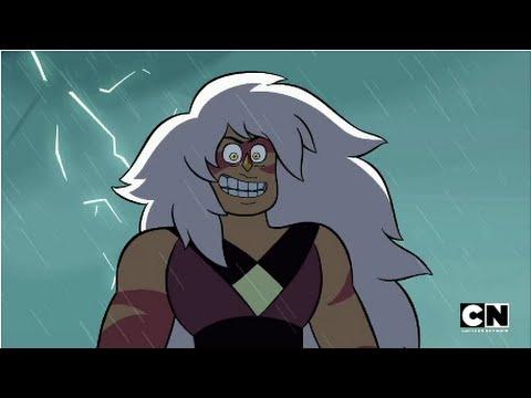 Steven Universe - Jasper Returns (Clip) Alone At Sea