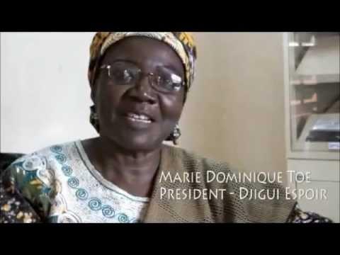 Disability and volunteering in Burkina Faso