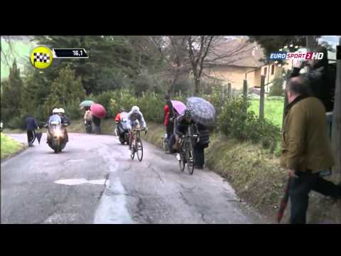 Tirreno - Adriatico 2013 - Stage 6 [Eng HD]