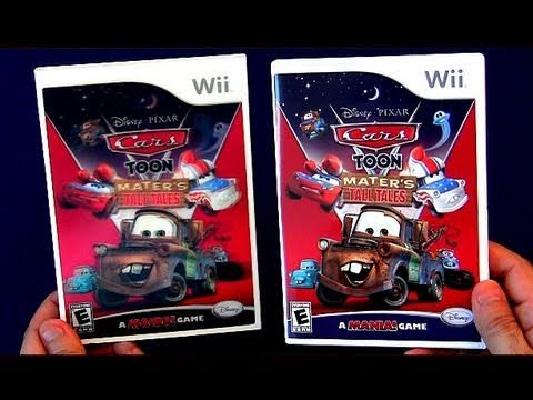 Cars  Wii U Review