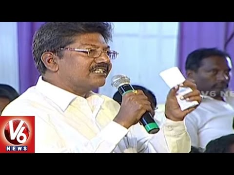 District Report | Special Debate On Development Of Jagtial District | V6 News