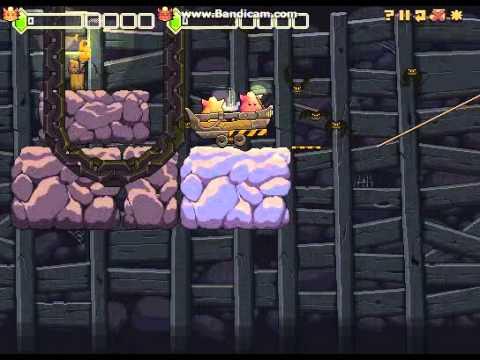 хаос в пещере 2 {хардкор! эту игру создал чак норис!} №4