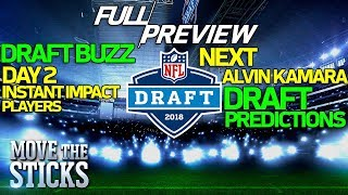 2018 NFL Draft Full Preview & Predictions | NFL