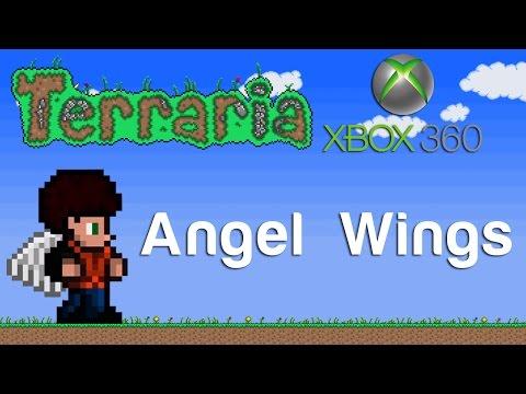 Terraria Xbox - Angel Wings [105]
