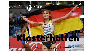 KONSTANZE KLOSTERHALFEN // READY FOR LONDON ?? #2