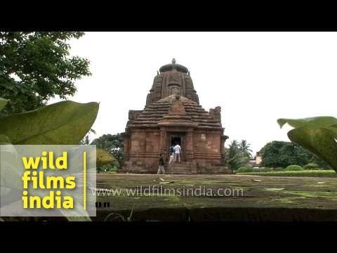 Rajarani Temple in Bhubaneswar, Odisha