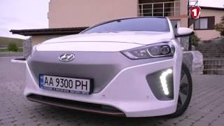 Тест-драйв Hyundai Ioniq компанией DTEK - YouTube