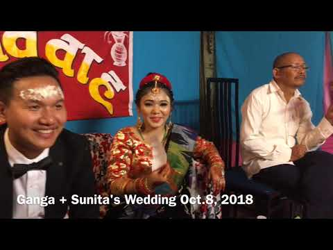 Ganga + Sunita wedding