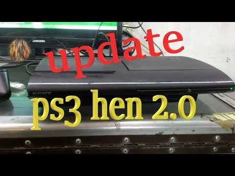 PS3HEN Homebrew ENabler for Non-CFW and SuperSlim Models