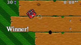 Micro Machines 2: Turbo Tournament - Walkthrough - Part 1