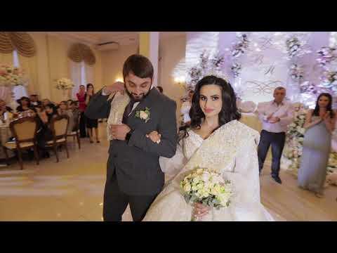 Армянская свадьба в Армавире. Встречаем молодоженов Вагана и Нарине 11.03.21 г.