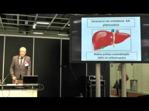 Mikko Salaspuro: Asetaldehydi – maailman yleisin karsinogeeni