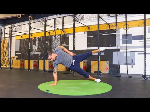 A Stress-Busting Bodyweight Routine Under 25 Minutes