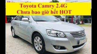 Toyota Camry 2.4G Chưa Bao Giờ hết HOT