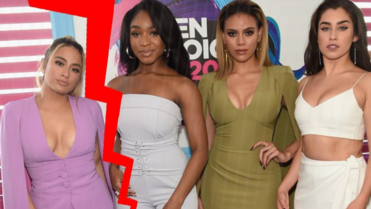 Oct 2017. Meanwhile, Fifth Harmony - which also includes Ally Brooke, Dinah Jane and Lauren Jauregui - recently insisted they are the most.