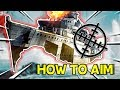 How to Aim -- War Thunder Naval Battles