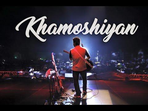 Arijit Singh Live HD | Khamoshiyan