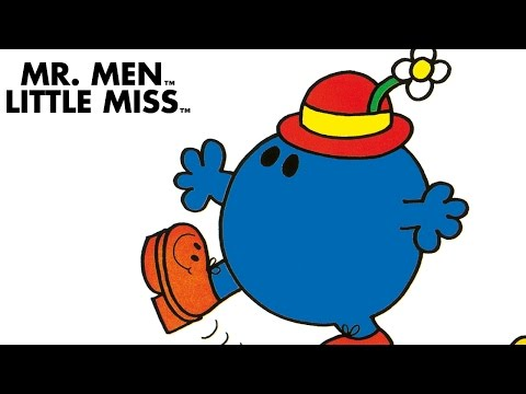 Mr Men, Little Miss Bossy