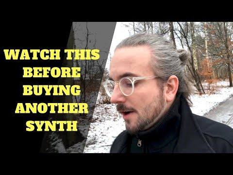 My Best Advice For Buying New Synths & Music Production Gear