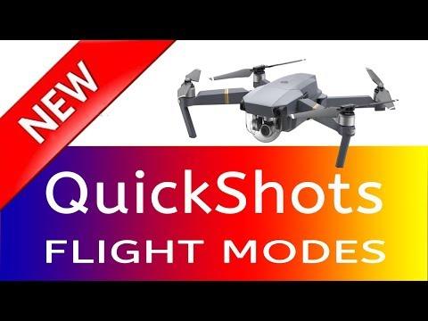 DJI Mavic Pro - QuickShots