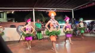 Sexy Dance at the Chamorro Village in Guam.