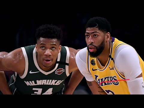 Anthony Davis Is Working On A HUGE Plan To Bring Giannis Antetokounmpo To L A