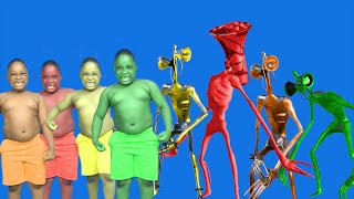 Download Marvelous Comedy - Team Hulk VS Color Team Siren Head (Family The Honest Comedy)