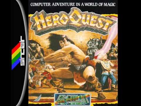 Hero Quest Music (ZX Spectrum) - Title Theme